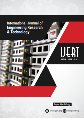 IJERT – International Journal of Engineering Research & Technology