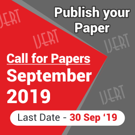 Call for Papers September 2019