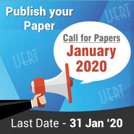 Call for Papers December 2019